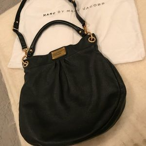Marc by Marc Jacobs Classic Q Hillier Blk Hobo